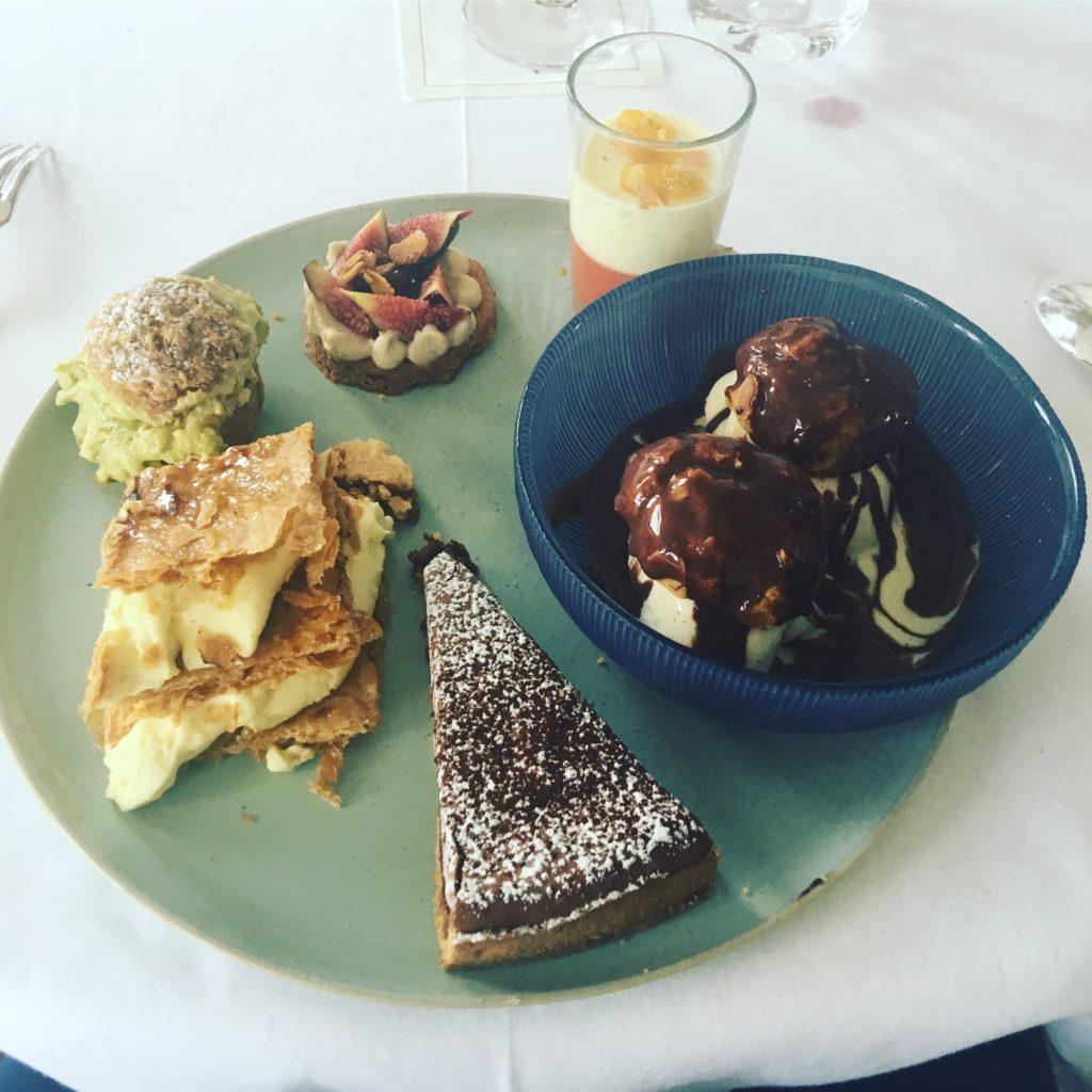 Desserts Le COQUILLAGE