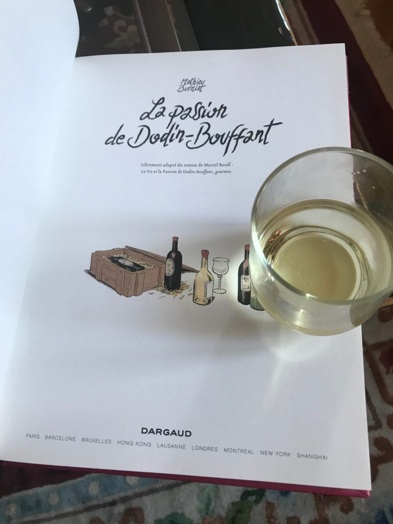 La passion de Dodin Bouffant